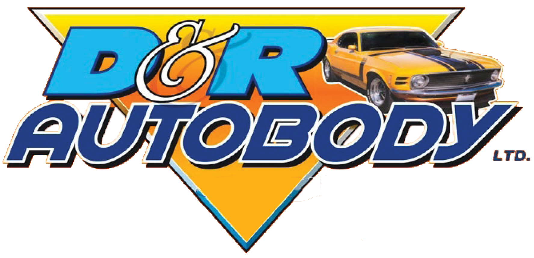 Logo D & R Auto Body Ltd latest projects